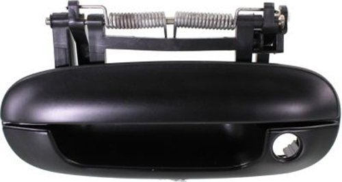 - CPP Front Driver Side Exterior Door Handle for Cadillac CTS, DeVille, DTS, Seville