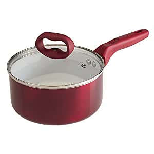 Amazon Com Ecolution Bliss Ceramic Nonstick Saucepan With
