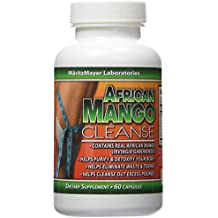 MARITZMAYER Super African Mango Cleanse 60 Capsules, 0.02 Pound