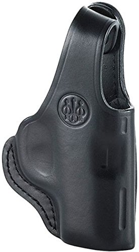 Beretta Leather Holster E01656 04-Hip Holster, Right Hand-BU9 Nano-Nano Lthr Mod 4 RH, Small