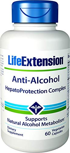 Alcohol with Hepatoprotection Complex, 60 Vegetarian Capsules ()