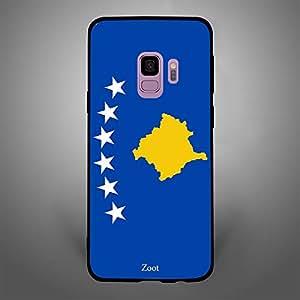 Samsung Galaxy S9 Kosovo Flag