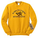 Schrute Farms Beets Bed and Breakfast Sweatshirt