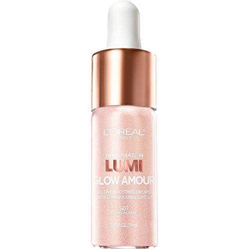 L'Oreal Paris Makeup True Match Lumi Glow Amour Glow Boosting Drops (Best Liquid Illuminator Makeup)