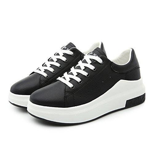 seis partido Casual siete zapatos Treinta Zapatos GTVERNH y estudiantes blancosBlackTreinta el y Zapatillas de deportes todo los BwOgU