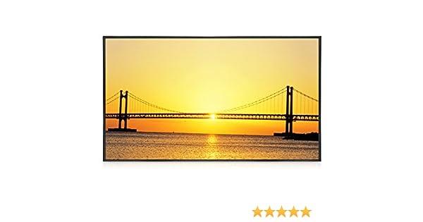 46IN LCD 1366X768 4500:1 8MS Narrow Bezel Magicinfo Taa 3YR