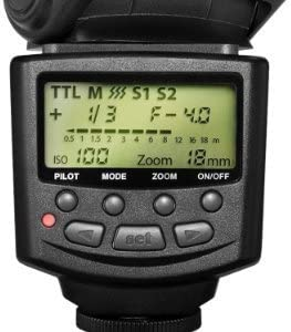Professional Series I-TTL Auto-Focus Dedicated Speedlite Flash Bundle Accessory Kit for Nikon DSLR Cameras D5000 D5100 D5200 D5300 Microfiber Cleaning Cloth Flash Bracket Hard Flash Diffuser