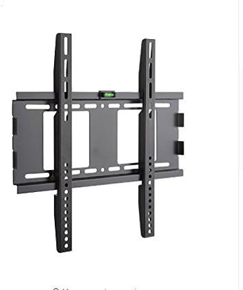 Fino de estable universal TV Soporte de pared para 25 – 52 pulgadas LCD LED 3d televisores de plasma Super fuerte 88lbs capacidad de peso: Amazon.es: Electrónica