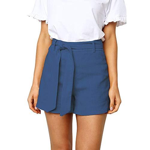 Off Short 72% - Solid Shorts Women Ladies Strap Casual Short Pants