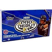 $73 » 2020 Topps Pro Debut Baseball HOBBY box (24 pks/bx)