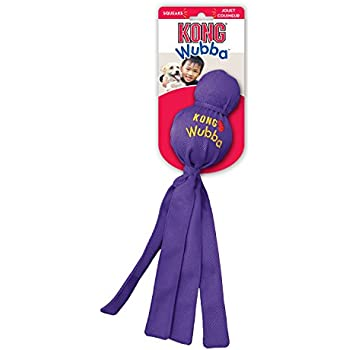 KONG Wubba Dog Toy, Extra Large, Colors Vary