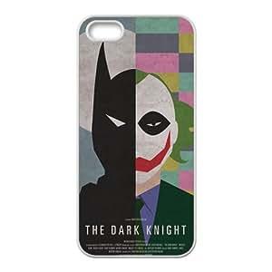 The Dark Knight White iPhone 5s case