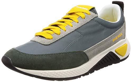 Diesel Men's SKB S-KB LOWLACE Sneaker, Balsam Green, 10 M US