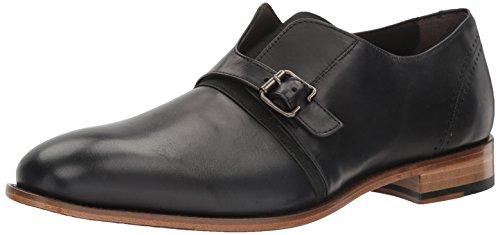 Bacco Bucci Heren Stassi Slip-on Loafer Zwart