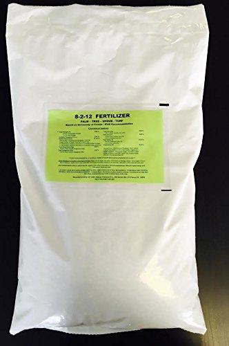 8-2-12 Palm Fertilizer - 20 lbs. (Best Fertilizer For Sago Palms)