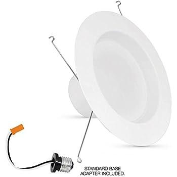 Feit LEDR56/827 LED Retrofit Kit 5/6-Inch 120W Equivalent - 4-PACK