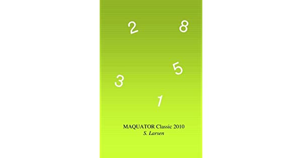MAQUATOR Classic 2010
