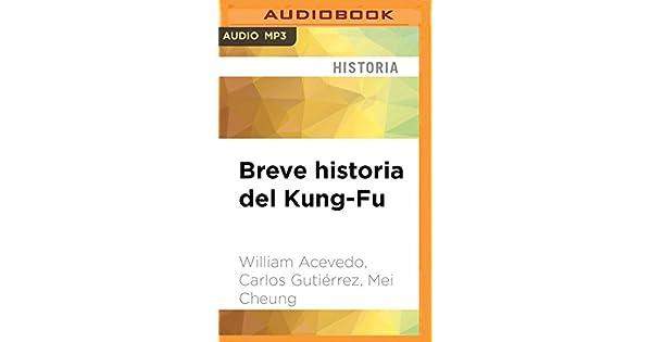 Amazon.com: Breve historia del Kung-Fu (Spanish Edition ...