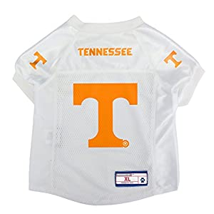 Littlearth NCAA Tennessee Volunteers Pet Jersey, XL