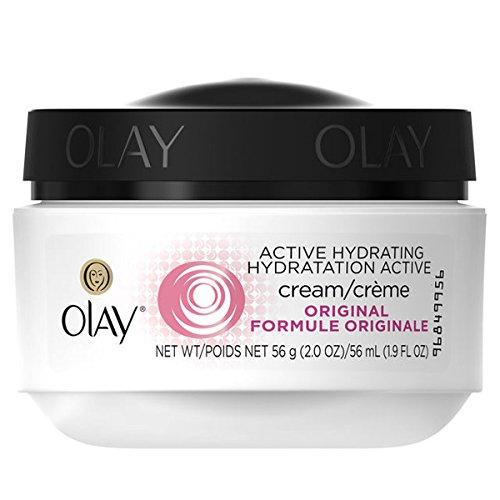 Olay Active Hydrating Cream, 2 Ounce (Pack of 2) by Olay