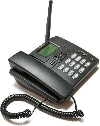 Telefono GSM Huawei ETS3125i LIBRE Unlocked Fijo SIM Oficina Desktop: Amazon.es: Electrónica