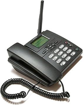 Telefono GSM Huawei ETS3125i LIBRE Unlocked Fijo SIM Oficina ...