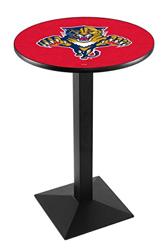 Holland Bar Stool L217 NHL Florida Panthers Officially Licensed Pub Table, 28