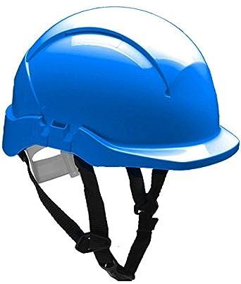 Centurion concepto Linesman Casco de seguridad (Azul)