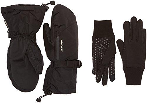 Dakine Women's Sequoia Mitt Gloves, Black, M ()