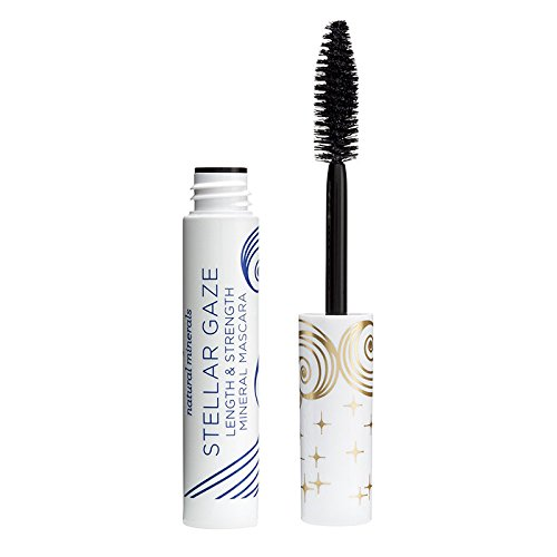Pacifica Beauty Stellar Gaze Length & Strength Mascara Supernova (black) (All Natural Mascara)