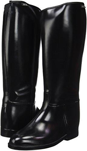 Boots Short Riding Hkm Black Women's pqYSwOa