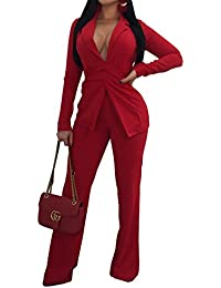 Amazon Com Pantsuits Suit Sets Clothing Shoes Jewelry
