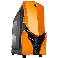 AMD Quad Core Custom Built Gaming PC Computer Desktop 8GB DDR4 3TB ninja
