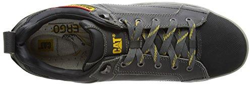Cat Brode S1P, Zapatos de seguridad Gris (Pepper)