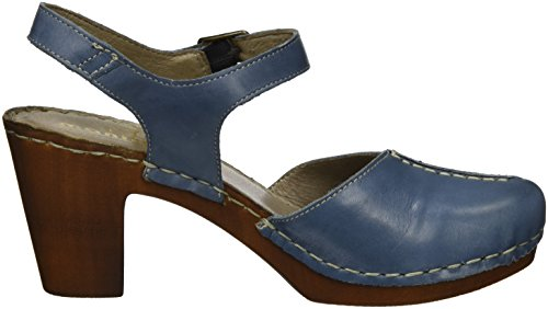 Manitu 920225 - Sandalias Mujer Azul