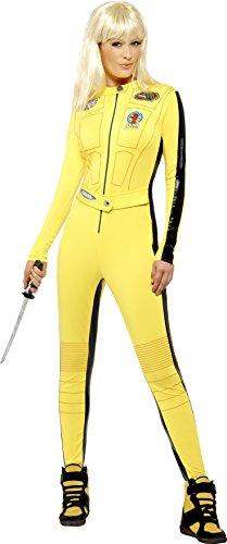 Smiffys Kill Bill Costume - US Dress 6-8
