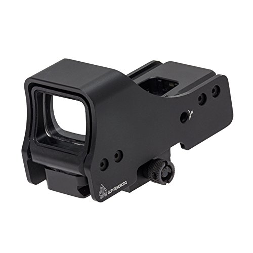 "UTG Reflex Sight 3.9"" Red/Green Circle Dot Reflex Sight with"