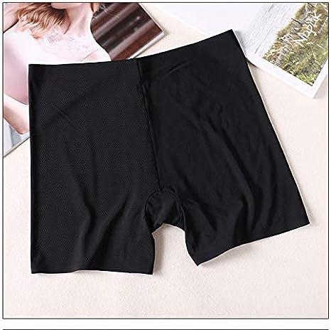 HEZHYDNY Pantalones Cortos de Seguridad sin Costuras Mujeres de ...