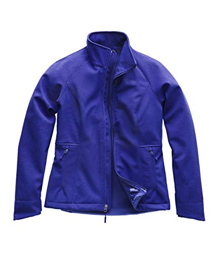 (The North Face Women's Apex Bionic 2 Jacket Aztec Blue Heather X-Large)