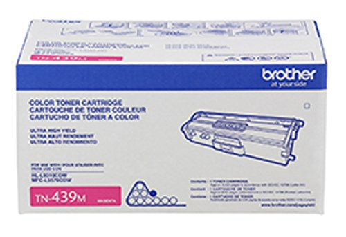 ULTRA HIGH YIELD TONER CARTRIDGE-MAGENTA from Brother