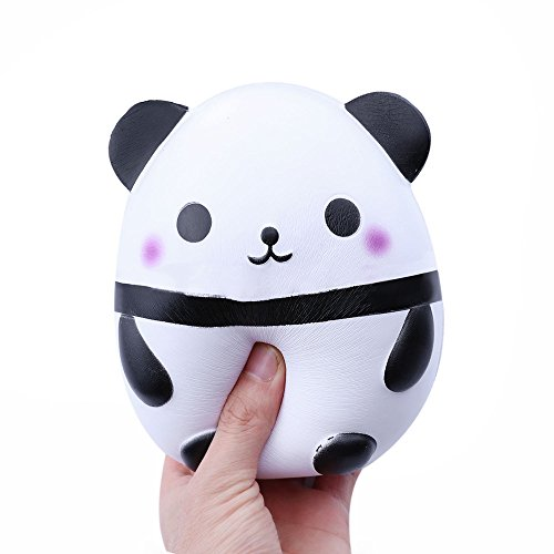 Euone  Christmas Clearance , Jumbo Cute Panda Kawaii Cream Scented Squishies Squishy Slow Rising Kids Toys Doll Gift Fun Collection Stress Relief Toy from Euone