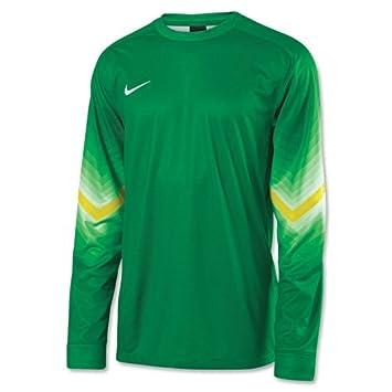 Nike Goleiro - Camiseta de Deporte de Manga Larga para Hombre: Amazon.es: Deportes y aire libre