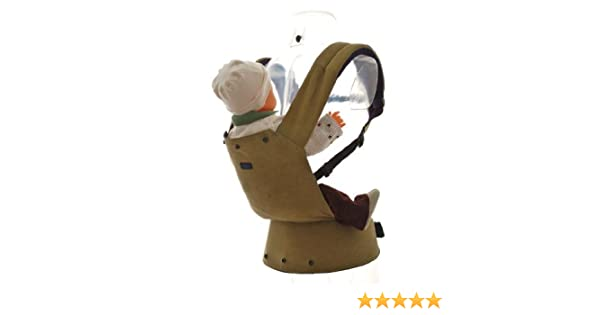 5ff3b1e0f22 Amazon.com   Patapum Baby Carrier Khaki   Child Carrier Front Packs   Baby