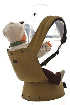 Patapum Baby Carrier Khaki