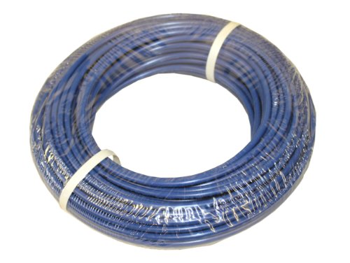 - ATP IMBIBE NSF 61 Polyethylene Plastic Tubing, Blue, 11/64