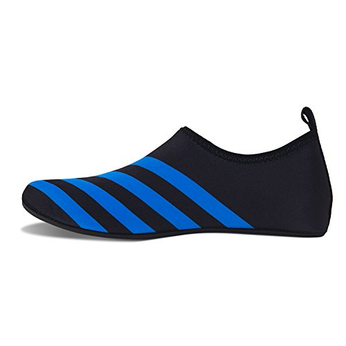 Socks Quick Aqua Shoes for Shoes 4gang Dry Surf Black Swim Barefoot Water Sport Mens Pool Blue Yoga Beach Water Womens PW0qSzAR