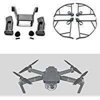 MAVIC PRO PROTECTION KIT Includes Landing Gear Legs Extenders + Prop Guards (Set of 4) Propeller Protectors For DJI Mavic Pro Drone