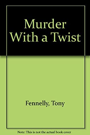 book cover of Murder With a Twist