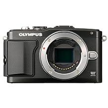 Olympus E-PL5 Interchangeable Lens Digital Camera Body only (Black)