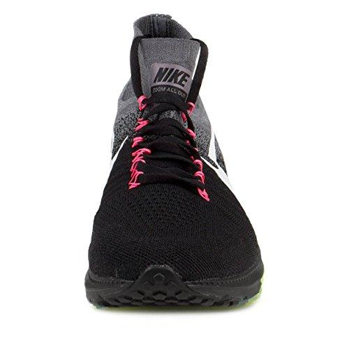Men Flyknit Out Cool Grey Crimson Zoom All White Black Nike d4gxSad